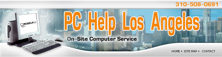 Los Angeles pc repair